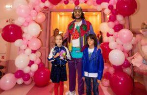 Филипп Киркоров отвел своих детей на «Остров мечты»