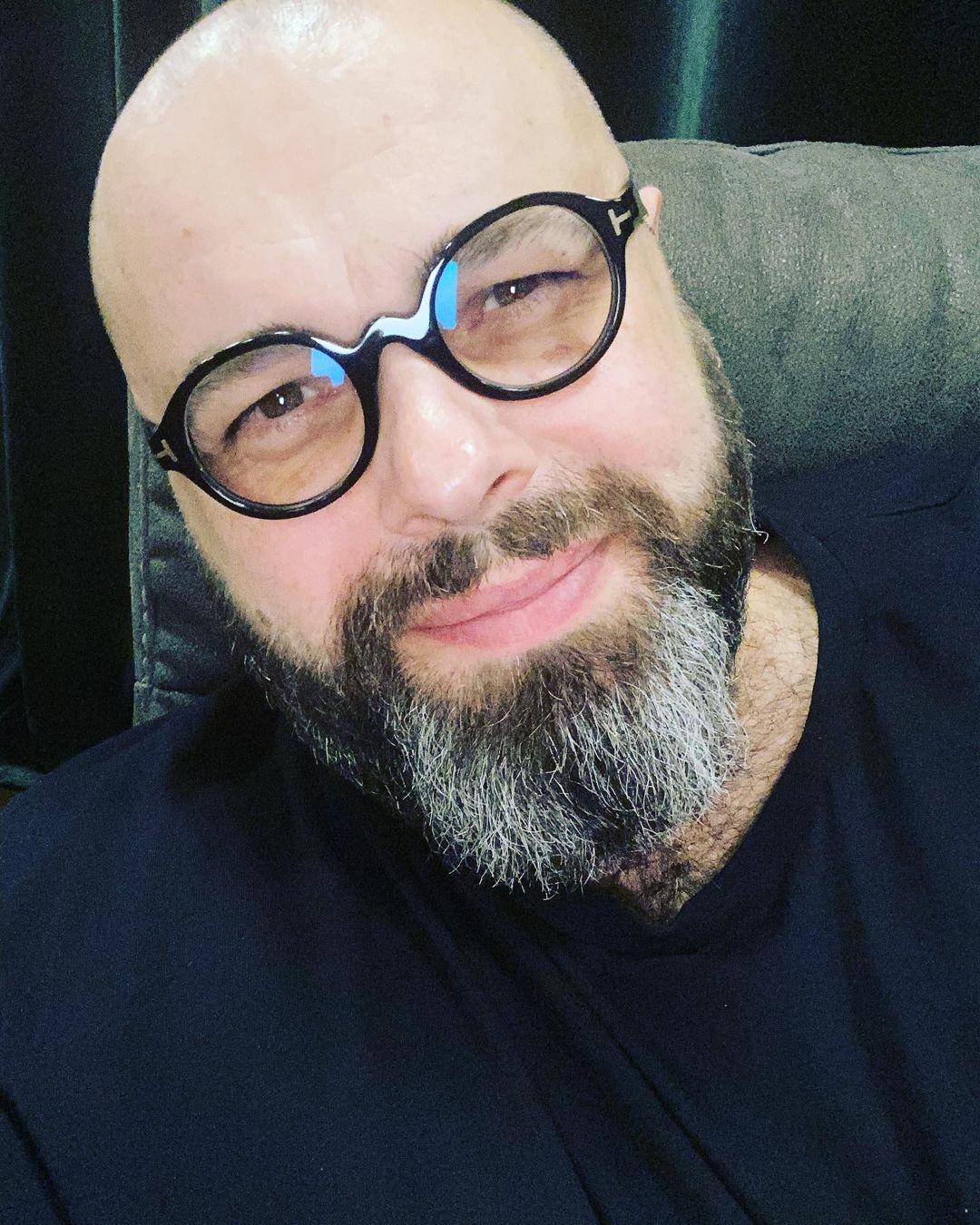 Молодого Максима Фадеева перепутали с Гариком Харламовым