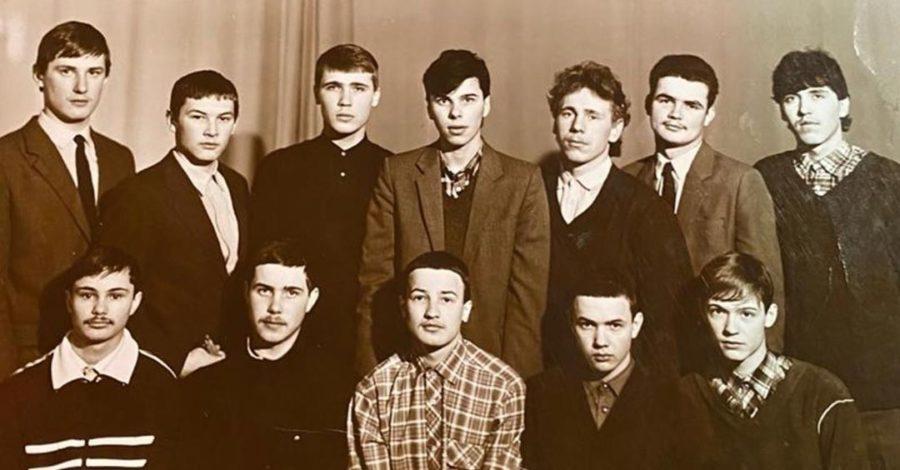 Максим Фадеев показал своих друзей из 80-х