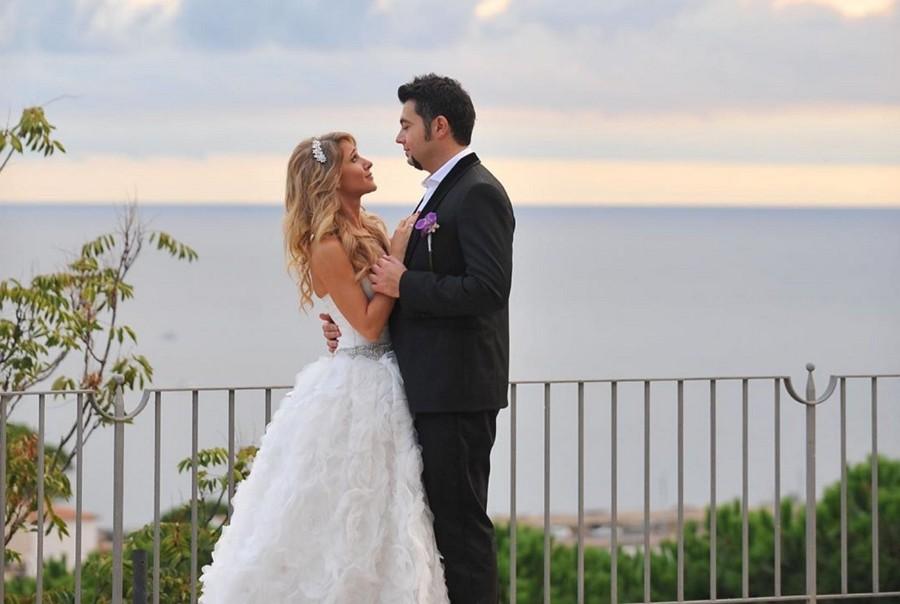 Юлия Ковальчук и Алексей Чумаков, свадебное фото