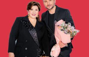 Сергей Лазарев поздравил свою маму с Днем рождения и поблагодарил за все