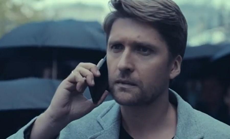 Дмитрий Пчела в клипе Николая Баскова
