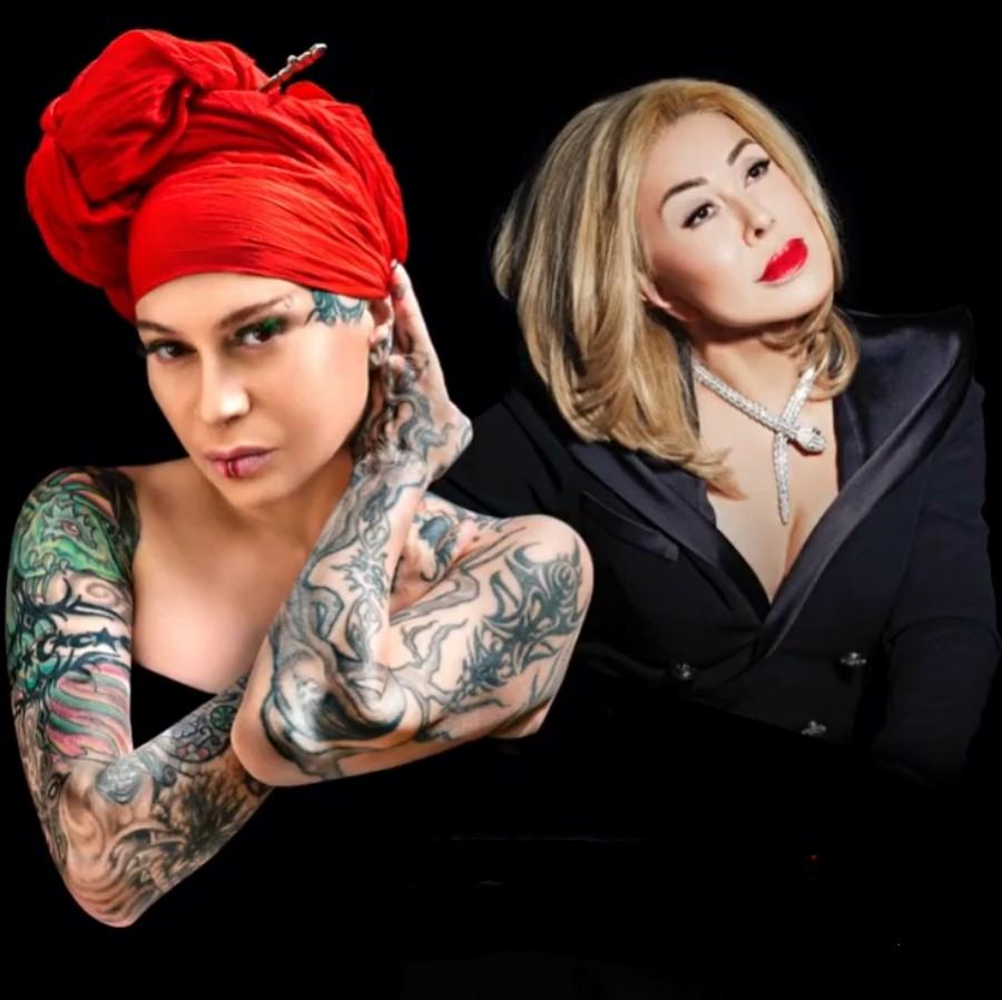 Наргиз и Любовь Успенская выпустили дуэтную песню «Россия-Америка»