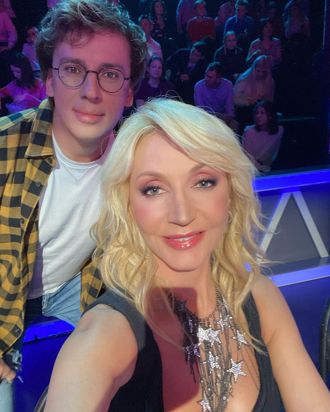 Максим Галкин и Кристина Орбакайте высмеяли желтую прессу