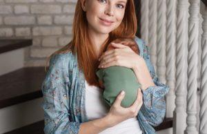 Наталья Подольская организовала фотосессию своему сыну Ивану