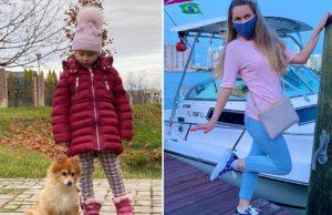 Игорь Николаев показал, как проводят осень его дочери