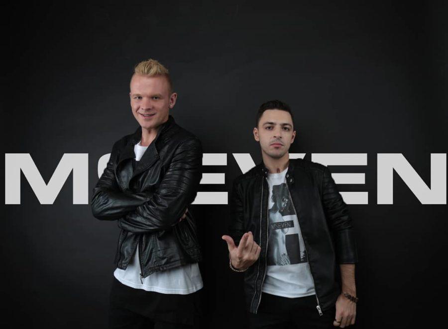 Группа Mseven выпустили танцевальную песню «Медляк в клубе»