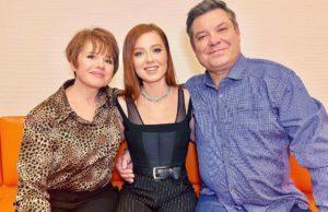 Певица Юлия Савичева впервые за год встретилась с родителями