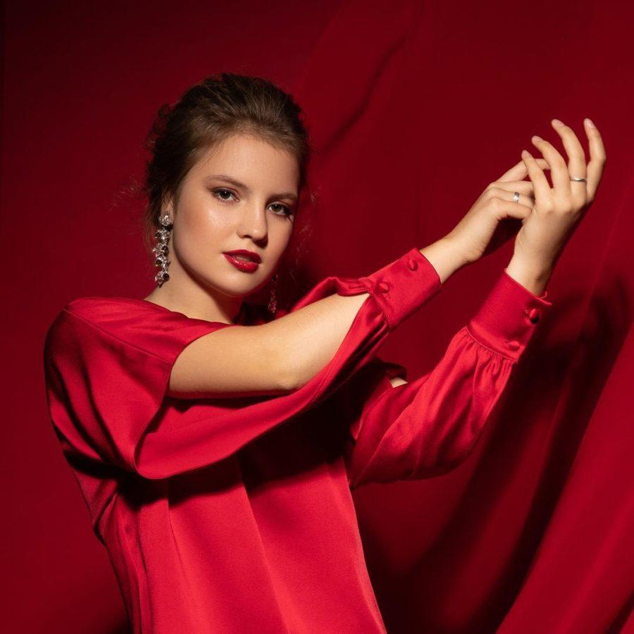 Участница шоу «Детское Евровидение 2018» Анна Филипчук записала песню «Не плачь»
