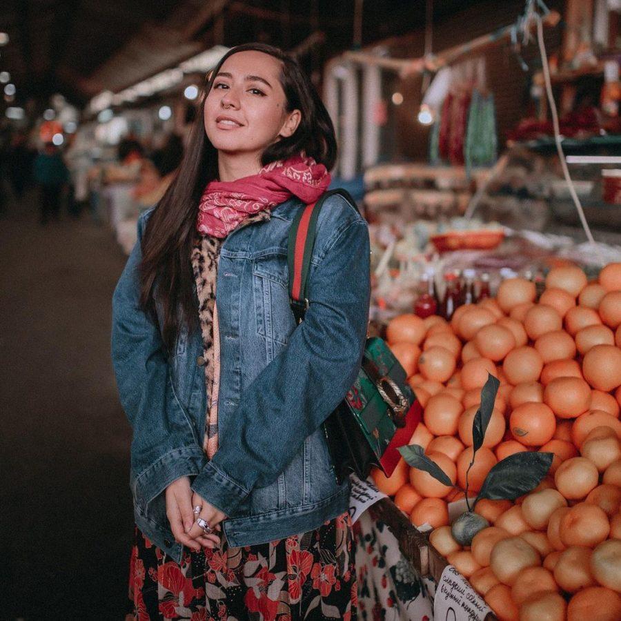 Manizha выпустила песню «Город Солнца»