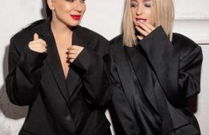 Мари Краймбрери и Ёлка выпустили песню «Новогодний вайб»