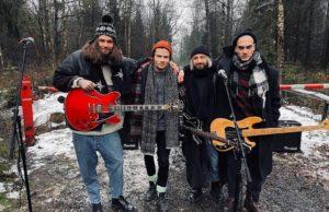 Группа Нервы записали кавер на песню Верки Сердючки