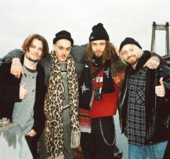 Группа Нервы выпустили концертный альбом «Десятилетие»